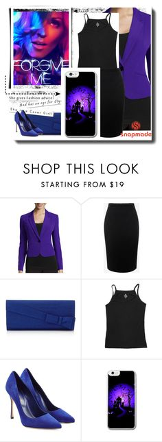 """""""Snapmade #8"""" by s-o-polyvore ❤ liked on Polyvore featuring Worthington, Alexander McQueen and Sergio Rossi"""