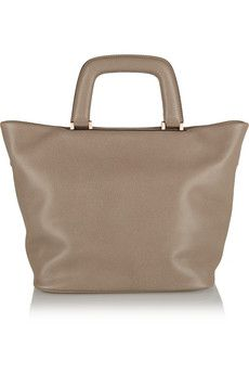 475db5a77052 Valextra - Meneghina small textured-leather tote. Dust BagNet ...