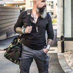 #beard#bearded#beardedman#streetfashion#streetstyle#mensfashionpost#fashion#lager157#bracelet#cluff#beardsaresexy#sportstyle#style#noshave#tattoos#sleevetattoos#inked#tattoosandbeard#fitness#hungarianguy#magyarfiú#tetováltésszakállas#beardedlifestyle#beard4all#metalhead#fashionist#barba#barbu#bart#pogonophilia @susan_herman_photo @peeetparacord.hu