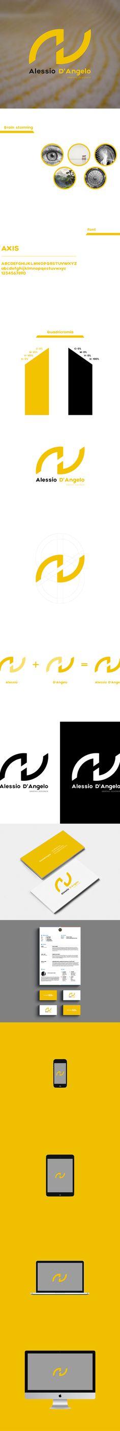 Personal Branding on Behance