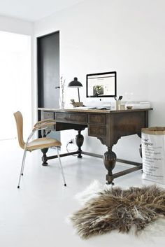 Second-hand and new office space! | Stylizimo blog | Bloglovin'