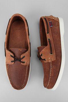Sebago Spinnaker Boat Shoe $95