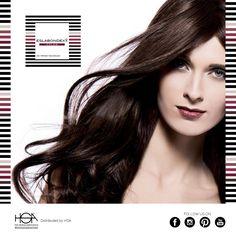 Brilliant and unique colors: only a color like this could be called Eslabondexx! / Colori brillanti e unici: solo un colore così poteva chiamarsi Eslabondexx! #hsacosmetics #cosmetics #beauty #love #wellness #beautiful #hair #hairstyle #haircolor #eslabondexxcolor