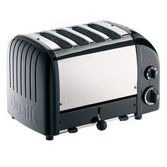 Dualit NewGen 4-Slice Toaster cheaper than white - how odd