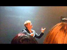 ▶ Eddie Izzard question & answer session - YouTube