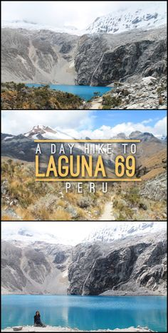 Laguna 69, located in Huascaran National Park in Northern Peru, is one of the most incredible sights to visit in this country of so many wonders. The best part? It's not that difficult to do a day hike to Laguna 69 (as long as you are prepared). Check out what to expect and what it's like to do this day hike to Peru's beautiful glacial lake.
