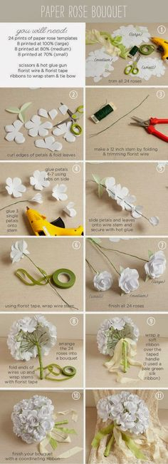 Pequenos Grandes Pensantes.: Passo a Passo das mais belas flores!!!