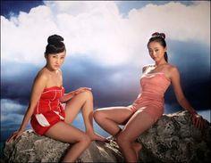 Yang Fudong, The Coloured Sky: New Women II