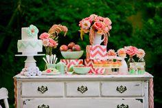 Lovely little dessert table for any occasion!.