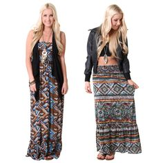 #Outfit Vote! Which #boho look would you wear?