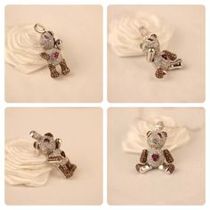 New design silver transformer bear pendant! Like it? Follow hkjewel.com or our online store aliexpress.com/store/533502                    #silver #fashion #newdesign #pearl #925silverjewelry #necklace #ring #jewelry