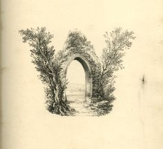 illustrator Charles Joseph Hullmandel - A 19th Century Lithographer Transforms the Alphabet into a Series of Sweeping Landscapes