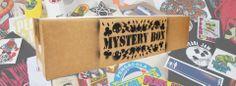 2014 Pearl Jam Mystery Box