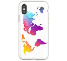 'Colorful World Map Design' iPhone Case by sagetypo World Map Design, Iphone Case Covers, Colorful, Ink, Prints, Printed, Art Print, Ink Art