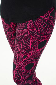 SweetLegs.ca is your one stop shop for leggings! Proud to bring a variety of wicked awesome leggings for everyone. Awesome Leggings, Best Leggings, Spring Line, Yoga Art, Spring Has Sprung, Tribal Tattoos, What To Wear, Wicked, Bring It On