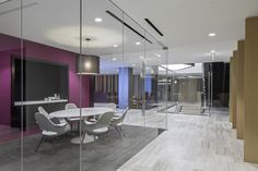Westfield Corporation headquarters by Woods Bagot, Los Angeles office 2