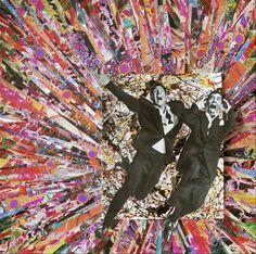 Les collages de Marian Williams | Le Blog du Kitsch