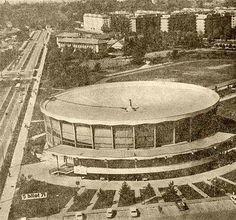 Novi Beograd, Hala sportova