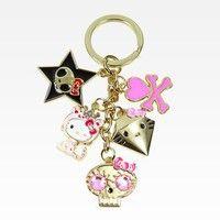 Tokidoki x Hello Kitty Key Chain
