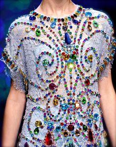 Dolce & Gabbana S/S 2012