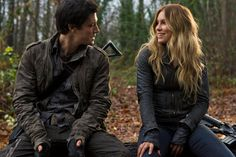 'Falling Skies' season 2 episode 5 'Love and Other Acts of Courage' promotional photos--it's 'a big Hal-Maggie episode' Story Inspiration, Writing Inspiration, Character Inspiration, Sky Tv, Falling Skies, Sky Photos, Story Characters, Episode 5, Music Tv