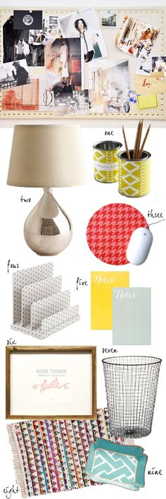 style affordable cubicle decor