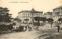Pontevedra Antigua | Beber Para Olvidar