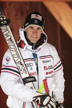 [Portrait] Adrien Théaux : skieur alpin français, disciplines: descente et super G #AdrienTheaux #Ski #ValThorens