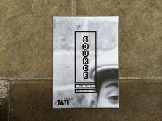 Source Display at Tate Britain on Behance