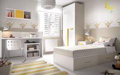 H603_Det01 Toda una habitación juvenil que sale de la cuna H603. No te faltará nada para que pueda seguir creciendo y disfrutando de su habitación durante un largo periodo de tiempo.  http://rimobel.es/index.php/es/rimobel/mundo-joven/infantil