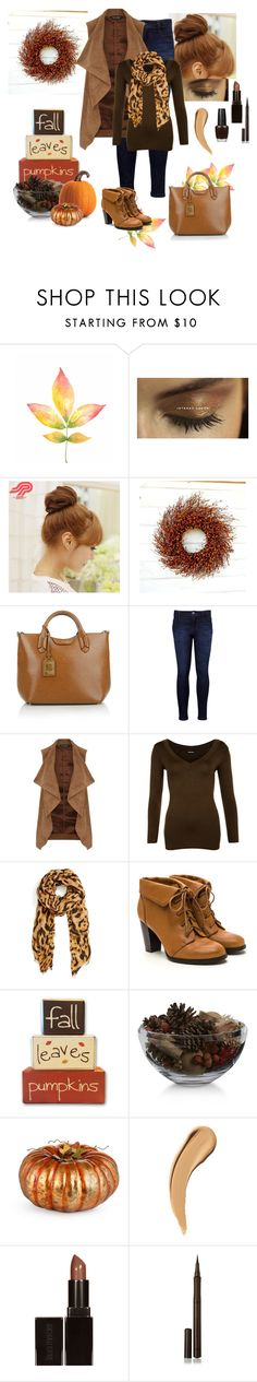 """""""Warm Fall Fashion...."""" by shainaelaine ❤ liked on Polyvore featuring Marc Jacobs, Pin Show, Lauren Ralph Lauren, Levi's, Dorothy Perkins, WearAll, Roffe Accessories, Crate and Barrel, Improvements and Laura Mercier"""