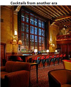 Grand Central Station Campbell Apartment | ... Campbell Apartment in Grand Central Station - New York NY Nightlife #GrandCentralNYC