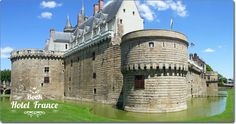 Castle of the Dukes of Brittany