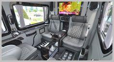 Mercedes Sprinter Vip İç Dizayn www. Benz Sprinter, Mercedes Sprinter, Mercedes Benz, Campervan Furniture, Vip, Car Seats, Tourism, Auto Design, Storage