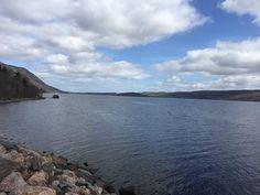 Loch Ness, June 2017 - by Julia Heckersbruch