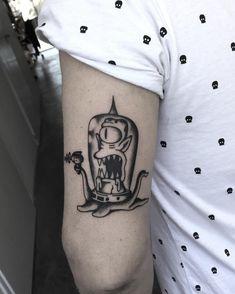 My Most Favorite Geometric Tattoo Tattoos 3d, Spooky Tattoos, Badass Tattoos, Time Tattoos, Funny Tattoos, Black Tattoos, Small Tattoos, Cool Tattoos, Alien Tattoo