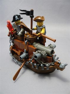 Chuck's toad gets a tad cantankerous | The Brothers Brick | LEGO Blog