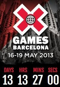 The countdown is on! #XGAMES