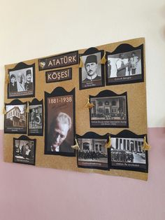 Ataturk kosesi Art Rules, Classroom Design, Kidsroom, School Projects, Preschool, Education, Bedroom Kids, Art Periods, Childs Bedroom
