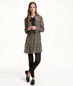 Chiffon Dress | H&M US