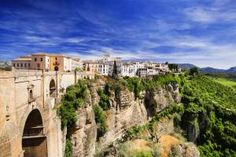 Residencia in Spanien: Unser neuer Wohnsitz in Ronda Switzerland, Mansions, House Styles, Blog, Spain, Places, Luxury Houses, Palaces, Mansion