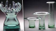 Löytyykö kaapistasi näitä Tynellin lasiharvinaisuuksia? Käsissäsi on oikea aarre
