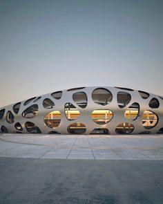 Borisov Stadium, OFIS Architects