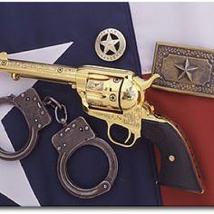 Weapon of a Texas Ranger