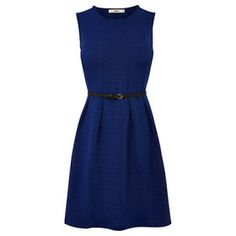 Spring Fashion 2015 - Oasis Daisy Jacquard Dress