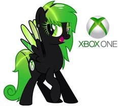 Xbox one loves to play video games with her best friend, playstation.