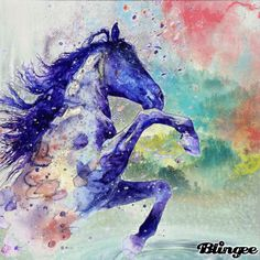 Discover 'horse art' Canvas, a custom product made just for you by Teeui. Off SunFrog T-Shirts Coupon, Promo Codes. Watercolor Paintings Nature, Watercolor Horse, Modern Artwork, Artwork Design, Acrylic Painting Canvas, Canvas Art, Acrylic Art, Diy Painting, Tiny Horses