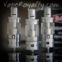 The High Voltage Sub Ohm Tanks are In Stock now!!   Acclaimed as the best Sub Ohm Tank on the market with more airflow than the Arctic Tank, Better fIavor then the Herakles Tank and Thicker clouds than your favorite RDA!   For Wholesale and Distribution Opportunities please contact us directly.