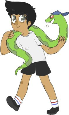 Sanjay and Craig fanart.