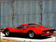Ferrari Dino Berlinetta Speciale (Pininfarina), 1965